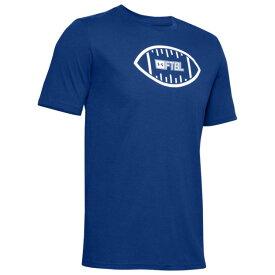 アンダーアーマー UNDER ARMOUR シャツ MENS メンズ FTBL BALL T アメリカンフットボール スポーツ アウトドア 送料無料