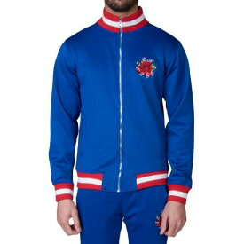 ETERNITY ワイルド トラック 【 WILD CAT TRACK JACKET BLUE 】 メンズファッション コート ジャケット 送料無料