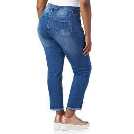 ESSENTIALS 【 ESSENTIALS PLUS FLORAL EMBROIDERED JEANS MEDIUM WASH 】 レディースファッション オーダーメイド ズボン パンツ