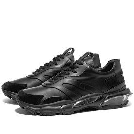 VALENTINO スニーカー メンズ 【 Bounce Sneaker 】 Black & Black