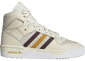アディダス ADIDAS スニーカー 【 RIVALRY HI ERIC EMANUEL CRYSTAL WHITE NIGHT RED REAL PINK BOLD GOLD 】 メンズ 送料無料
