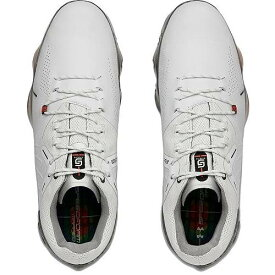 アンダーアーマー UNDER ARMOUR ゴルフ スニーカー 運動靴 白色 ホワイト 黒色 ブラック MEN'S ゴルフスニーカーS スニーカー 【 GOLF UNDER ARMOUR SPIETH 4 GTX WHITE BLACK 】 メンズ スニーカー
