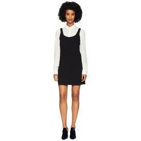 【3店舗買い回りで最大P10倍! 1/20-1/31迄】ブティックモスキーノ BOUTIQUE MOSCHINO ドレス 白 ホワイト 【 WHITE DRESS WITH BUTTON DOWN FANTASY PRINT BLACK 】 レディースファッション ワンピース 送料無料