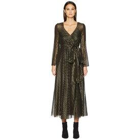 RED VALENTINO LAM? 【 SILK FIL COUPE DRESS BLACK 】 レディースファッション ワンピース 送料無料