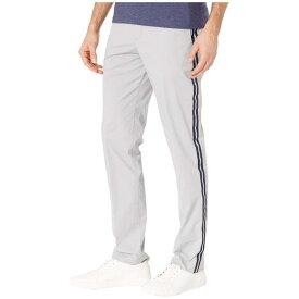 カルバンクライン CALVIN KLEIN ストライプ 【 STRIPE CONTRAST TROUSERS PURE GRAY 】 メンズファッション ズボン パンツ 送料無料