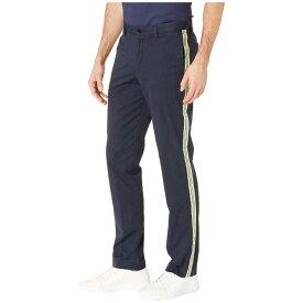 カルバンクライン CALVIN KLEIN ストライプ 【 STRIPE CONTRAST TROUSERS SKY CAPTAIN 】 メンズファッション ズボン パンツ 送料無料