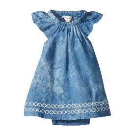 アパマンキッズ APPAMAN KIDS ドレス 【 MALAI ONEPIECE DRESS INFANT ISLA CHAMBRAY 】 キッズ ベビー マタニティ 送料無料