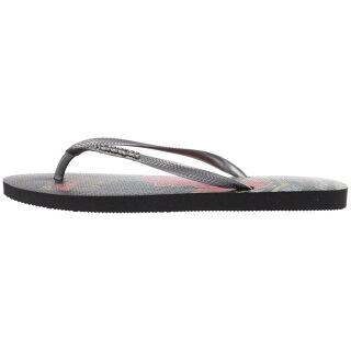【海外限定】スリム 靴 サンダル 【 SLIM HAVAIANAS TROPICAL FLIP FLOPS 】【送料無料】