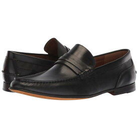 KENNETH COLE REACTION 黒 ブラック 【 BLACK KENNETH COLE REACTION CRESPO LOAFER E 】 メンズ ローファー