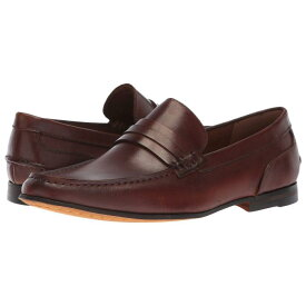 KENNETH COLE REACTION メンズ ローファー 【 Crespo Loafer E 】 Light Brown