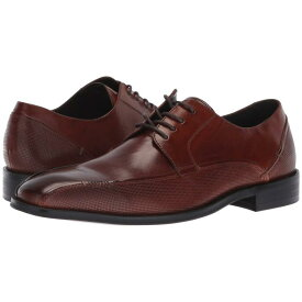 KENNETH COLE REACTION メンズ 【 Witter Lace-up 】 Cognac