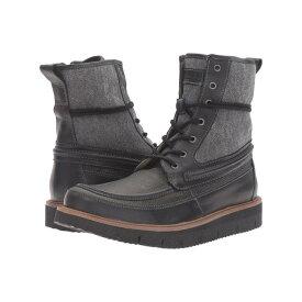 STEVE MADDEN 【 REDMUND BLACK 】 メンズ ブーツ 送料無料