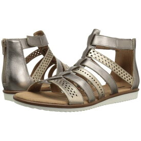 クラークス CLARKS 【 KELE LOTUS METALLIC MULTI LEATHER 】 送料無料