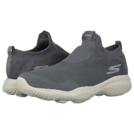 SKECHERS PERFORMANCE スケッチャーズ パフォーマンス ウルトラ チャコール スニーカー 【 ULTRA SKECHERS PERFORMANCE GOWALK REVOLUTION JOLT CHARCOAL 】