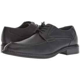 KENNETH COLE UNLISTED 黒 ブラック 【 BLACK KENNETH COLE UNLISTED KINLEY LACEUP 】 メンズ