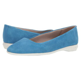 NATURALIZER 青 ブルー 【 BLUE ALYA ADMIRAL SUEDE 】 送料無料