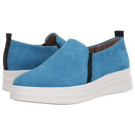 NATURALIZER 青 ブルー スニーカー 【 BLUE YOLA ADMIRAL SUEDE 】 送料無料