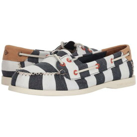 SPERRY レディース 【 A/o Venice Canvas 】 Navy/white