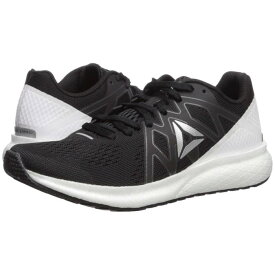 リーボック REEBOK スニーカー 【 FOREVER FLOATRIDE ENERGY BLACK WHITE PURE SILVER 】 送料無料