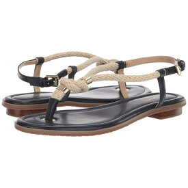 MICHAEL KORS 【 HOLLY SANDAL ADMIRAL ROPE NAPPA 】 送料無料