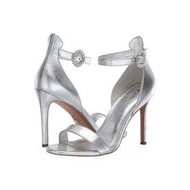 MICHAEL MICHAEL KORS レディース 【 Viola Sandal 】 Silver Metallic Nappa