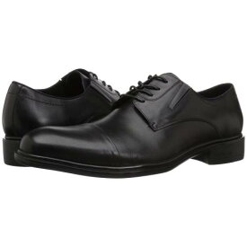 KENNETH COLE NEW YORK 黒 ブラック 【 BLACK KENNETH COLE NEW YORK GARNER LACEUP B 】 メンズ