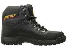 キャタピラー CATERPILLAR 黒 ブラック 【 BLACK CATERPILLAR OUTLINE ST 】 メンズ ブーツ