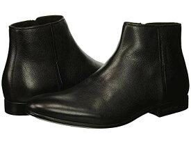 KENNETH COLE NEW YORK ブーツ 黒 ブラック スニーカー 【 BLACK KENNETH COLE NEW YORK MIX ZIP BOOT 】 メンズ スニーカー
