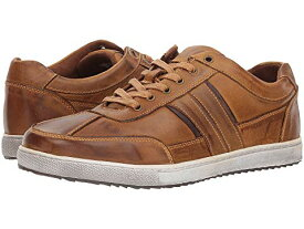 KENNETH COLE REACTION レザー スニーカー 【 KENNETH COLE REACTION SPRINTER SNEAKER TAN LEATHER 】 メンズ スニーカー