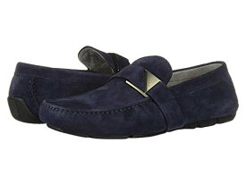 KENNETH COLE NEW YORK スニーカー メンズ 【 Theme Driver C 】 Navy Suede