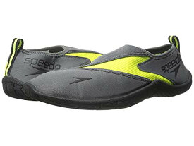 SPEEDO プロ 3.0 スニーカー 【 SURFWALKER PRO GREY SAFETY YELLOW 】 メンズ 送料無料