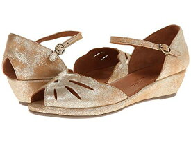 GENTLE SOULS BY KENNETH COLE スニーカー 【 LILY MOON GOLD METALLIC SUEDE 】 送料無料