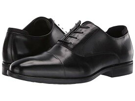 KENNETH COLE REACTION 黒 ブラック スニーカー 【 BLACK KENNETH COLE REACTION EDGE FLEX LACEUP B 】 メンズ スニーカー