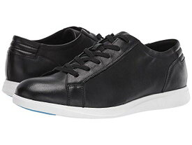 KENNETH COLE NEW YORK 黒 ブラック スニーカー 【 BLACK KENNETH COLE NEW YORK ROCKETPOD SNEAKER B 】 メンズ スニーカー