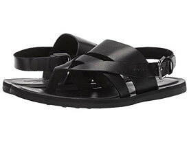 KENNETH COLE NEW YORK 黒 ブラック スニーカー 【 BLACK KENNETH COLE NEW YORK IDEAL SANDAL 】 メンズ スニーカー