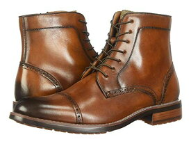 KENNETH COLE REACTION ブーツ スニーカー 【 KENNETH COLE REACTION KELBY BOOT COGNAC 】 メンズ スニーカー