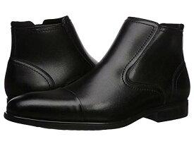 KENNETH COLE REACTION ブーツ 黒 ブラック スニーカー 【 BLACK KENNETH COLE REACTION EDGE FLEX BOOT 】 メンズ スニーカー