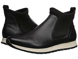 KENNETH COLE REACTION ブーツ 黒 ブラック スニーカー 【 BLACK KENNETH COLE REACTION INTREPID BOOT 】 メンズ スニーカー