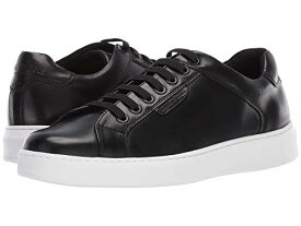 KENNETH COLE NEW YORK 黒 ブラック スニーカー 【 BLACK KENNETH COLE NEW YORK LIAM SNEAKER 】 メンズ スニーカー