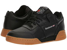 REEBOK LIFESTYLE ワークアウト 【 WORKOUT PLUS BLACK CARBON CLASSIC RED ROYAL GUM 】 送料無料