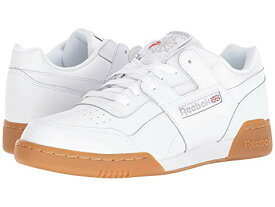 REEBOK LIFESTYLE ワークアウト 【 WORKOUT PLUS WHITE CARBON CLASSIC RED ROYAL GUM 】 送料無料