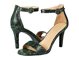 NATURALIZER 緑 グリーン スニーカー 【 GREEN KINSLEY FOREST SNAKE PRINT LEATHER 】 送料無料