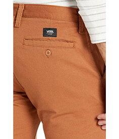バンズ VANS オーセンティック チノ 【 AUTHENTIC STRETCH CHINO PANTS ARGAN OIL 】 メンズファッション ズボン パンツ 送料無料