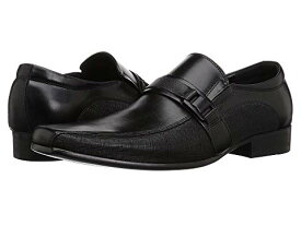 KENNETH COLE NEW YORK 黒 ブラック 【 BLACK KENNETH COLE NEW YORK MAGICLY 】 メンズ