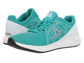 リーボック REEBOK スニーカー 【 FOREVER FLOATRIDE ENERGY SOLID TEAL WHITE BLACK SILVER 】 送料無料