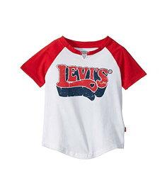 LEVI'S® KIDS コア ロゴ Tシャツ キッズ ベビー マタニティ トップス ジュニア 【 Core Logo Tee (little Kids) 】 Lychee