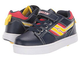 HEELYS 【 RACER X2 LITTLE KID BIG ADULT NAVY RED YELLOW 】 キッズ ベビー マタニティ 送料無料