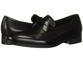 KENNETH COLE NEW YORK スリッポン 黒 ブラック スニーカー 【 SLIPON BLACK KENNETH COLE NEW YORK BROCK B 】 メンズ スニーカー