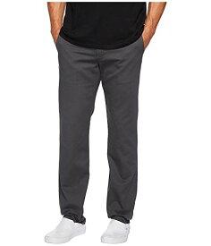 バンズ VANS オーセンティック チノ 【 AUTHENTIC STRETCH CHINO PANTS ASPHALT 】 メンズファッション ズボン パンツ 送料無料