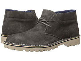 KENNETH COLE REACTION ブーツ 灰色 グレ スニーカー 【 KENNETH COLE REACTION ABIE DESERT BOOT B DARK GREY 】 メンズ スニーカー
